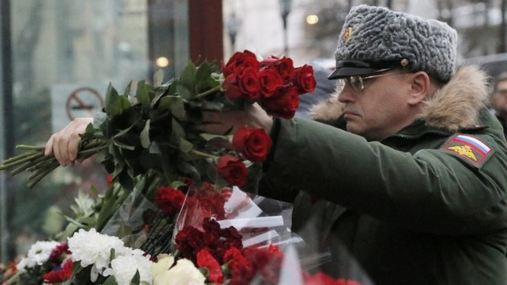 Faulty wing flaps were to blame for Sunday's Russian airliner crash, Russian media reports say.
