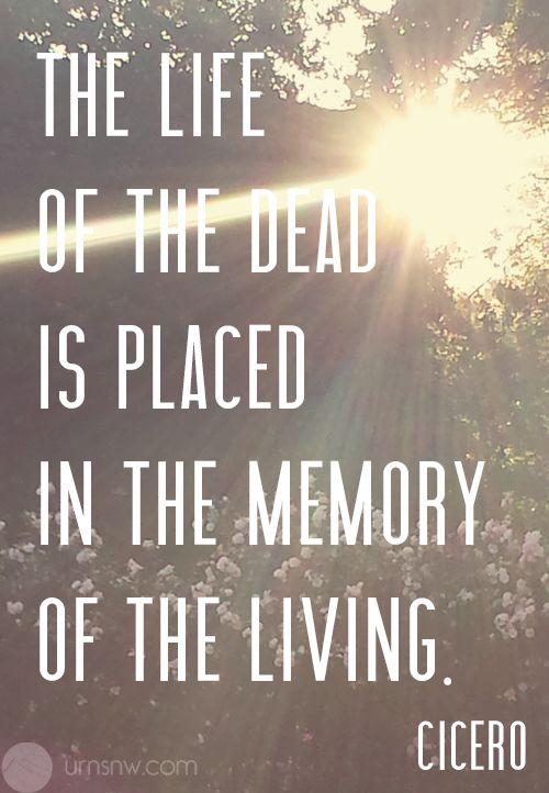 20 Funeral Quotes for A Loved One's Eulogy | Urns | Online