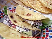 Tacos senza glutine - zero glutine...100% Bontà
