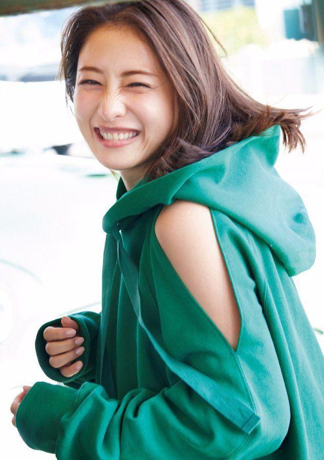 ISHIHARA Satomi 石原さとみ #石神国子 #女優