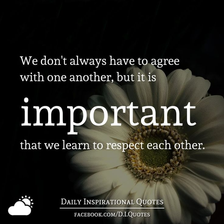 Creating a Climate of Respect
