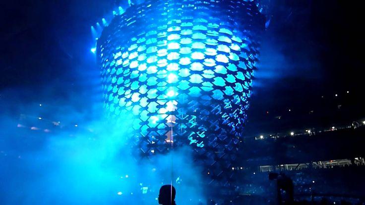 "U2 ""Zooropa"" live at New Meadowlands Stadium, July 20, 2011"