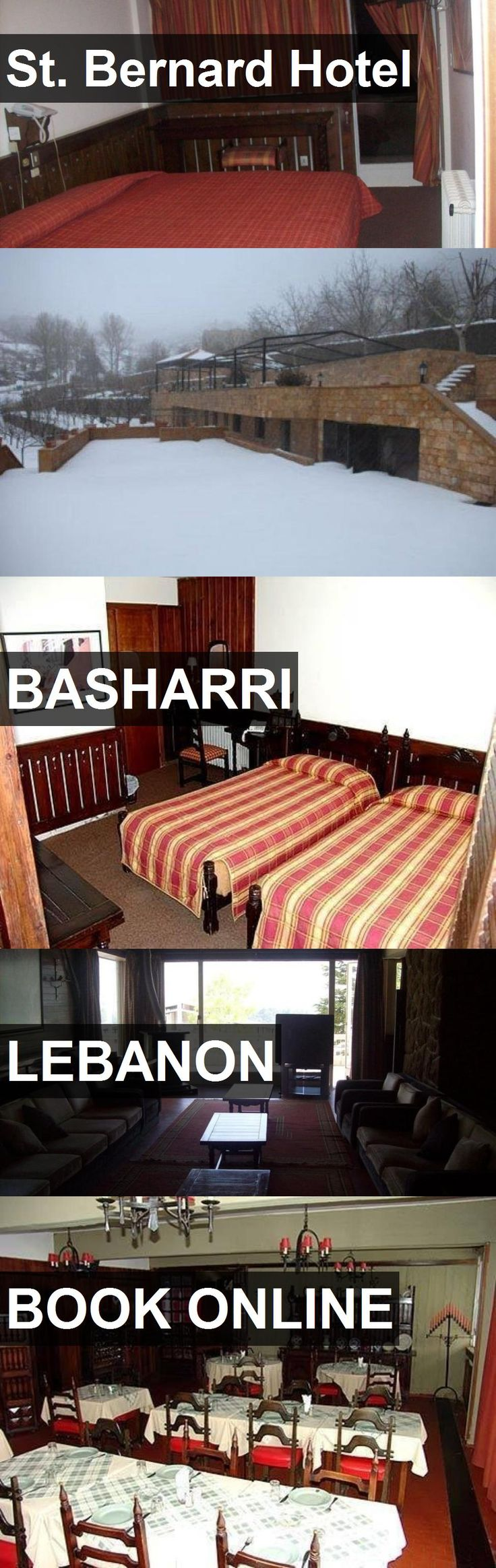 Hotel St. Bernard Hotel in Basharri, Lebanon. For more information, photos, reviews and best prices please follow the link. #Lebanon #Basharri #St.BernardHotel #hotel #travel #vacation