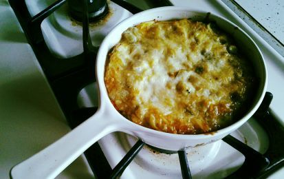 Sformato ai carciofi - Come secondo piatto vegetariano potete pensare a questo sformato ai carciofi, con besciamella, uova sode e parmigiano.