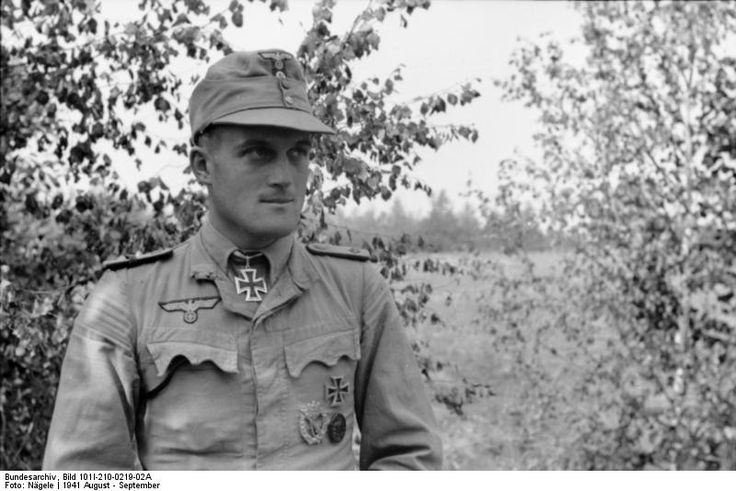 Siegfried Grabert (11 January 1916 – 25 July 1942) was a highly decorated Major der Reserve in the Wehrmacht during World War II. He was also a recipient of the Knight's Cross of the Iron Cross with Oak Leaves. The Knight's Cross of the Iron Cross and its higher grade Oak Leaves was awarded to recognise extreme battlefield bravery or successful military leadership. Siegfried Grabert was killed on 25 July 1942 during a commando operation to destroy a dam between Rostov and Bataisk. Russia…