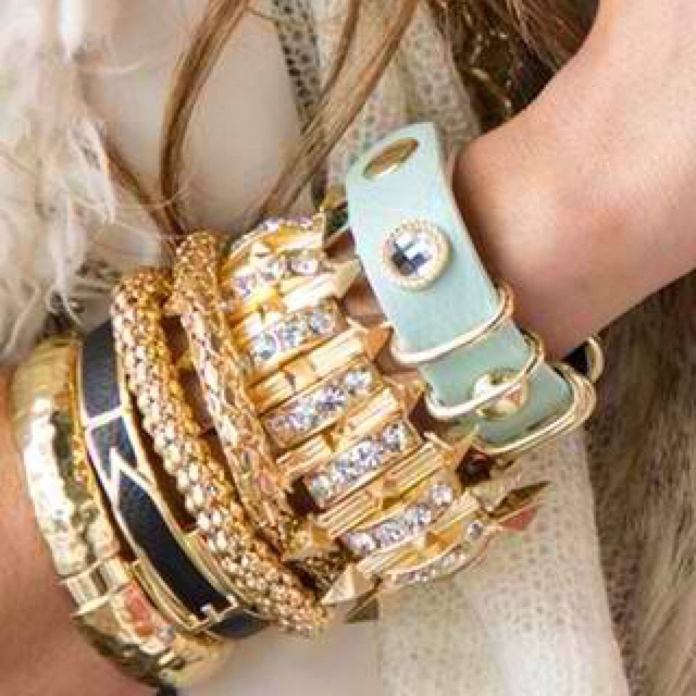 Arm party-on