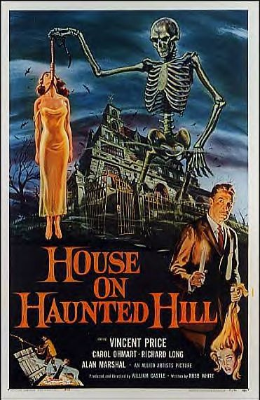 House on Haunted Hill (1959) - Review, rating and Trailer