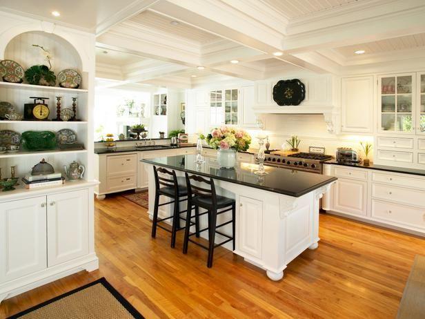 Mediterranean-Style Kitchens : Kitchen Remodeling : HGTV Remodels