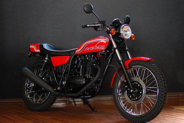 kawasaki 250 tr 2012 #bikes #motorbikes #motorcycles #motos #motocicletas