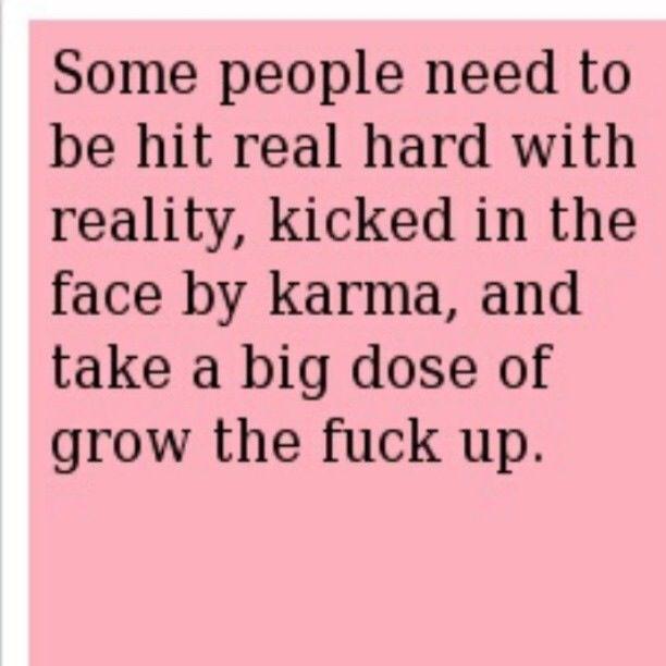Real hard