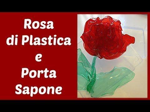 Con Bottiglie Di Plastica su Pinterest  Artigianato con bottiglia di ...