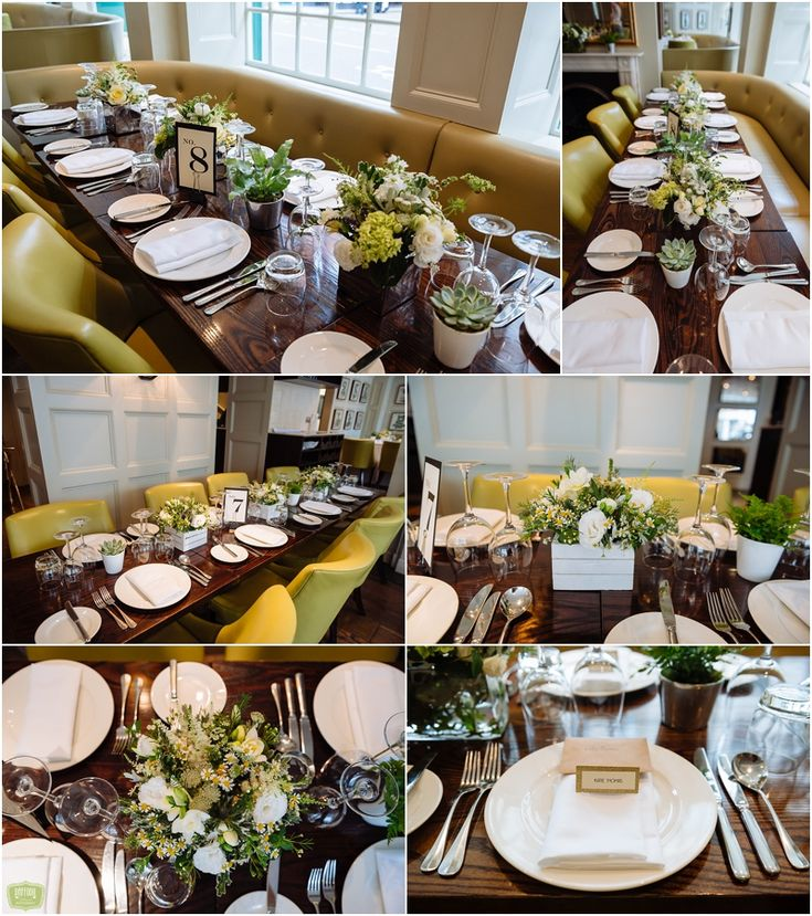 Wedding Reception -   Daffodil Waves Photography - Chiswell Street Dining Rooms  http://www.daffodilwaves.co.uk/blog/chiswell-street-dining-rooms-wedding-sarah-and-james