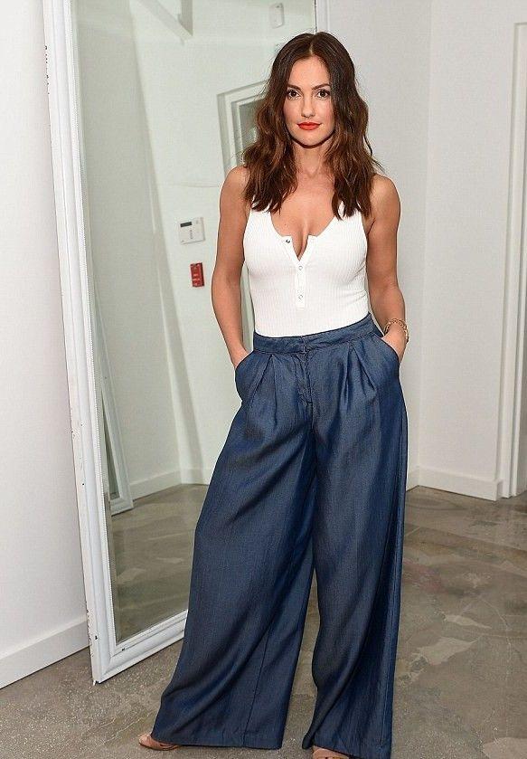 ハイウエストワイドパンツを履きこなす。素敵な40代の着こなし術♡アラフォー ハイウエストコーデ参考まとめです。