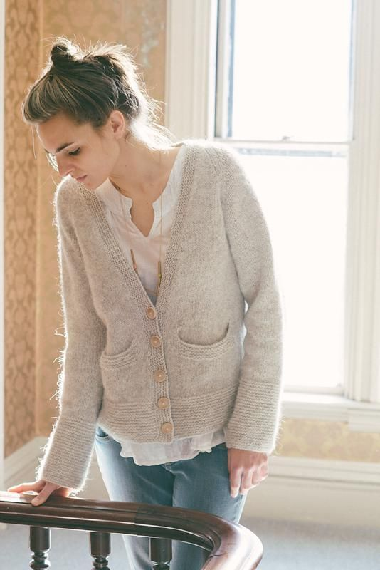 Paid for pattern: build your own cardigan by Carrie Bostick Hoge: download at LoveKnitting