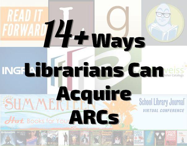 5 Minute Librarian: ARCs: Advanced Reading Copies