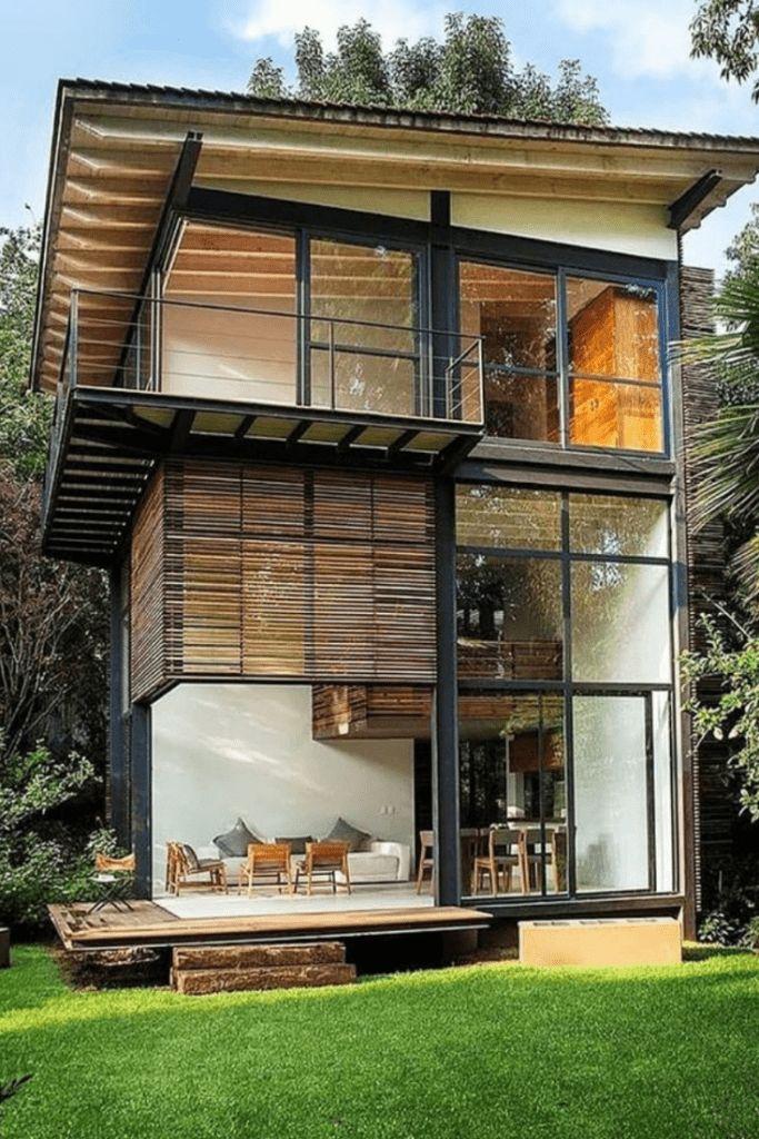 7520762b1346aaf383cf27a706013c68 - 15+ Modern Small House Design 2020 Gif