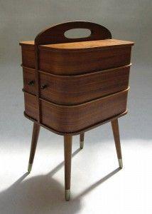 Тиковая датская мебель