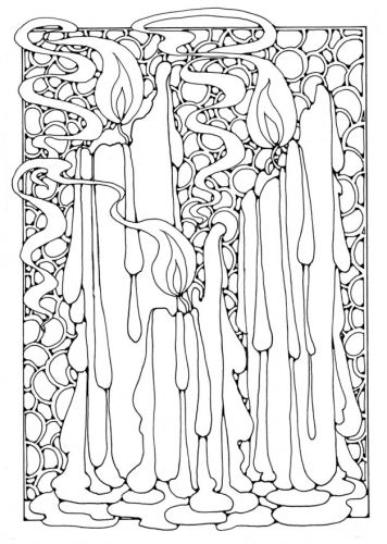 deery lou coloring pages - photo#21