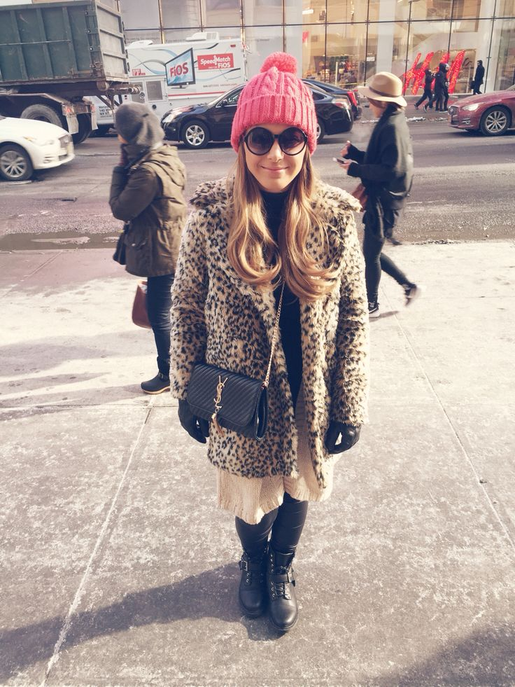 My cold new york style // layers! #missguided #newyork #nyc #fashion #style #fur #winter #streetstyle