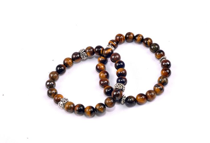 Gallery Retail - Gelang Tiger Eye Coklat