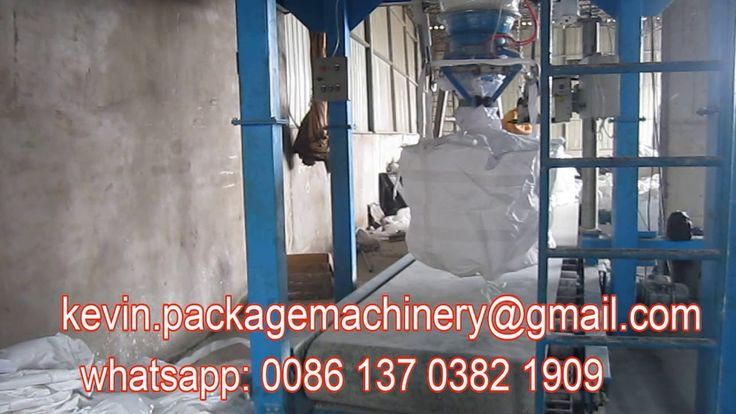packing machine China 1000kg jumbo bag,1 ton bag,fibc bag,bulk bag,cement packing machines