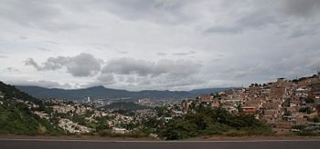 Tegucigalpa, Honduras. My first time out of the USA. Fell in love with Central America...