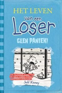 Het leven van een Loser 6 Geen paniek. De meest populaire boeken voor de jongens uit de bovenbouw.