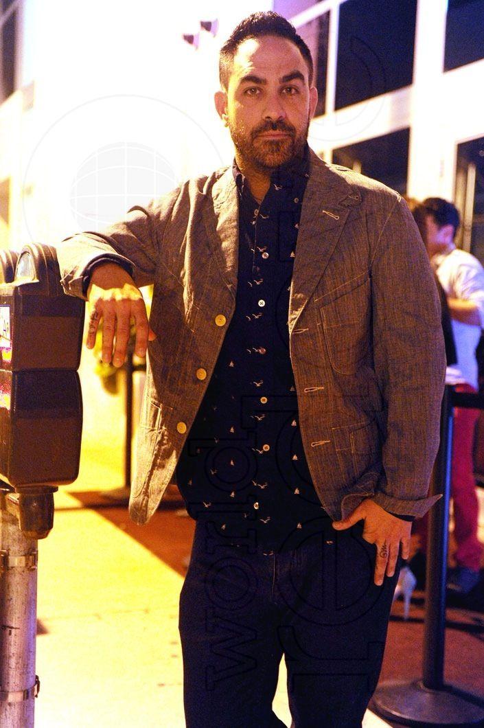 Ocean Drive Celebrates Chris Nunez Editorial Debut   World Red Eye
