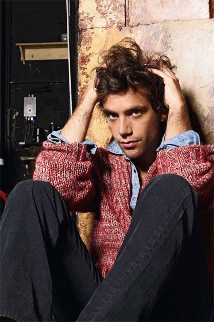 Mika for Paul Smith 2009 L'Express Styles Photoshoot