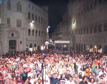 Umbria Jazz Festival www.umbriajazz.com
