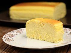 Cheesecake japonez