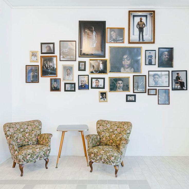 foorni.pl | Hotel Magdas w Wiedniu, zdjęcia na ścianie