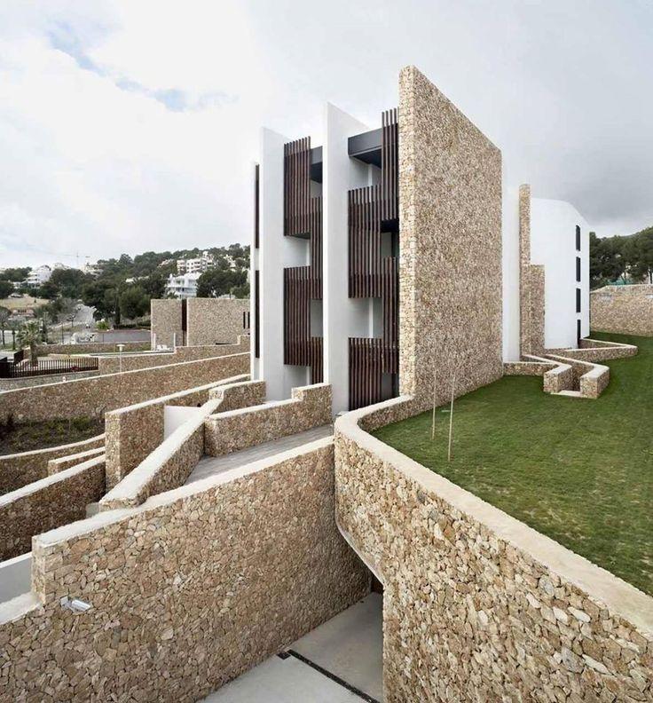 Building of the day - Hotel Hospes Palma Calvià, Illes Balears, Spain by EQUIP Xavier Claramunt http://www.archdaily.com/138893/hotel-hospes-palma-equip-xavier-claramunt