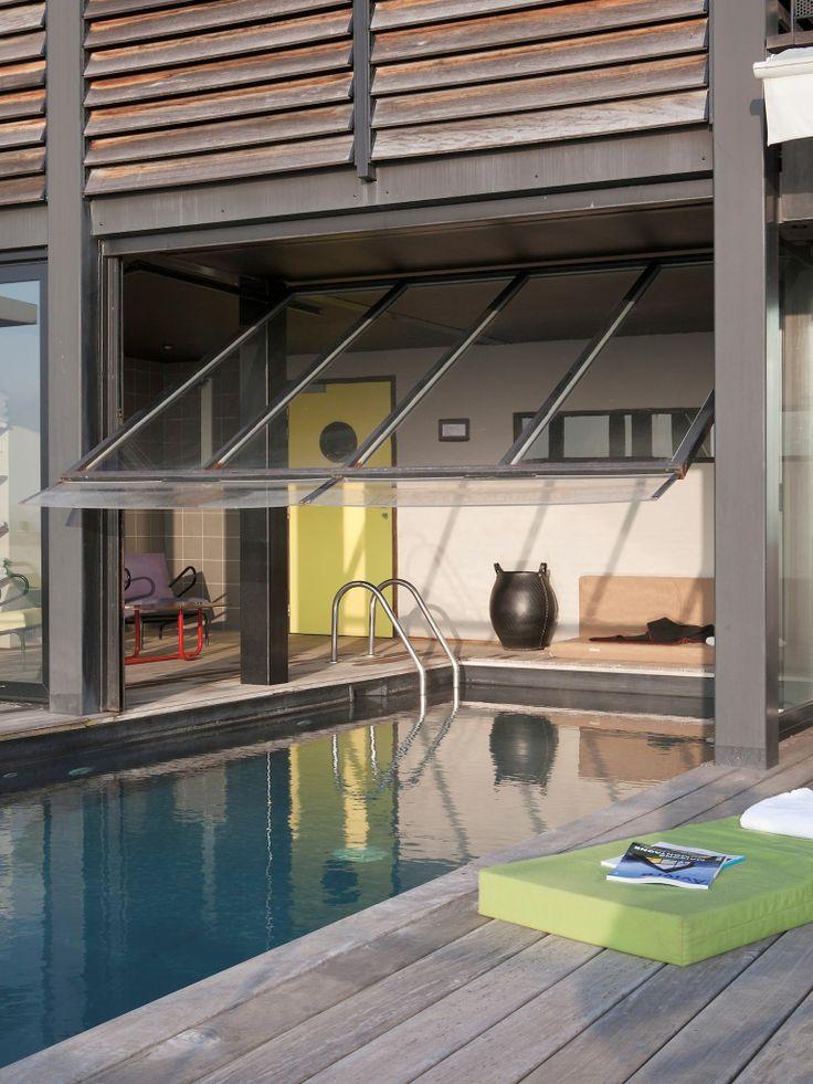 12 best piscines bien tre et spas images on pinterest for Piscine privee