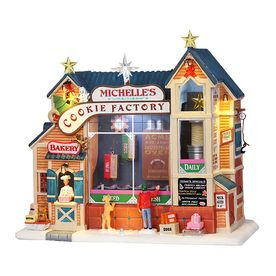61 best Christmas Village images on Pinterest | Christmas villages ...