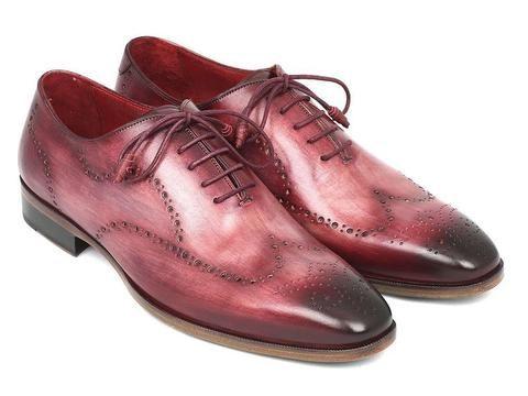 Paul Parkman Wingtip Oxfords (Burgundy) – Styles By Kutty