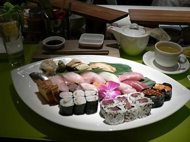 mmmmm sushi!