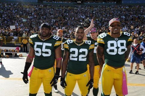 Welcome to RodgersPhotobomb.com, a site dedicated to the photobombing of the weekly team captain photos by Green Bay Packers quarterback Aaron Rodgers!
