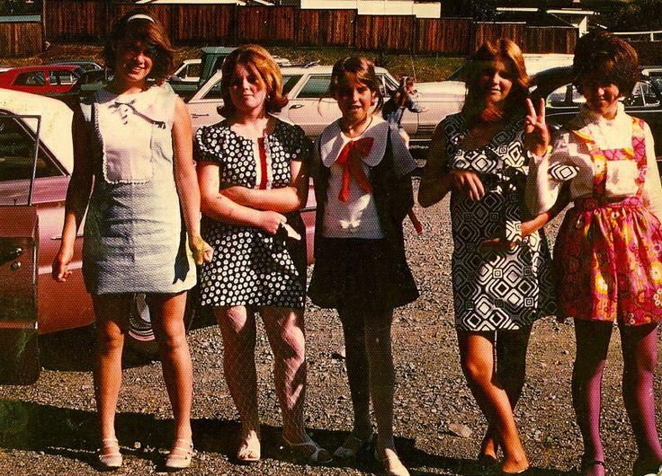 1960s Fashion  Teen Hair Styles  Fifities Web