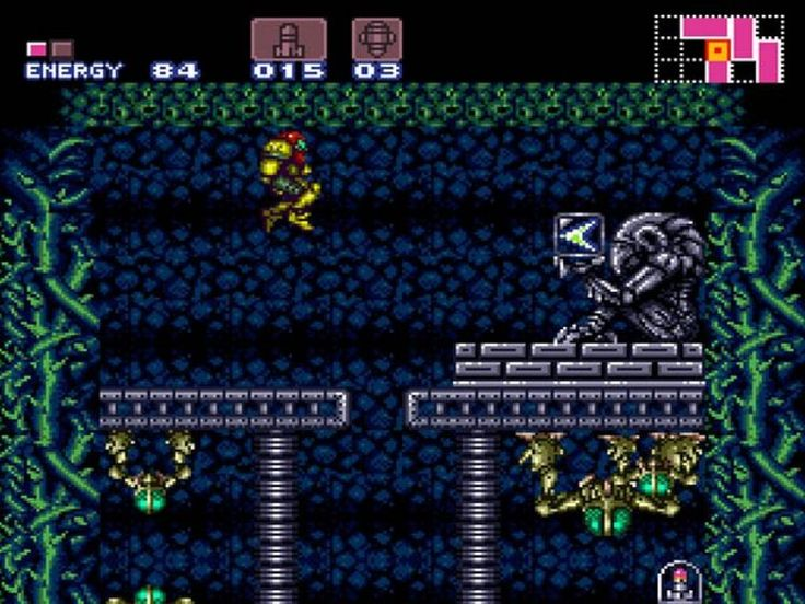 10-super-metroid #retro games