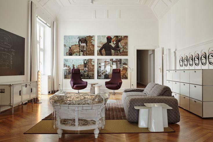 Берлинский декоратор рассказала ARTANDHOUSES об интерьерных трендах, искусстве в доме и его роли в жизни каждого