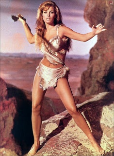 Raquel Welch and One Million Years BC