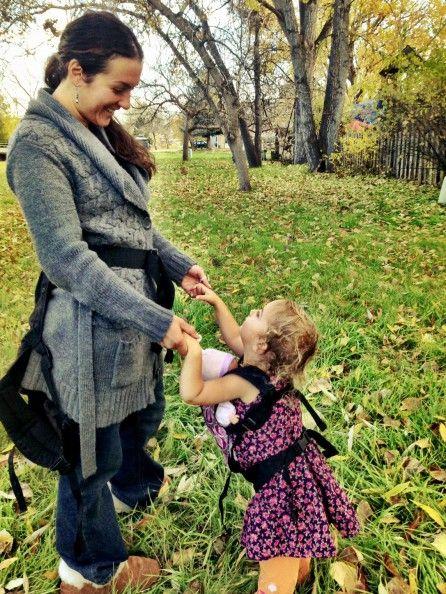 Toddlerwearing