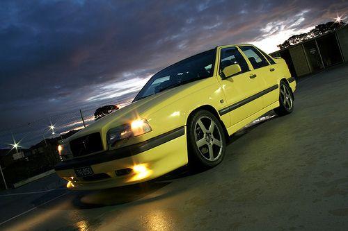 1995 Volvo 850 T5-R...a modern classic Volvo sports sedan www.lehmanvolvo.blogspot.com