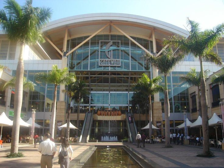 Durban #Gateway's Theatre of Shopping is a unique #shopping and #entertainment complex.