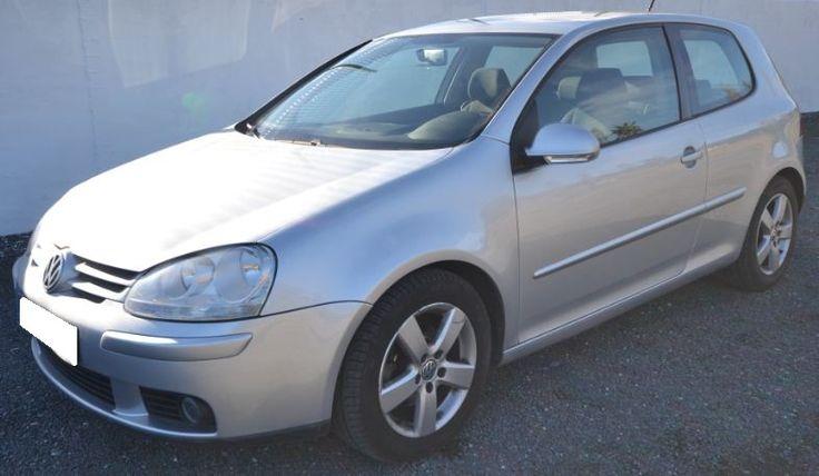2006 Volkswagen Golf 5 1.9 TDi 3 door hatchback