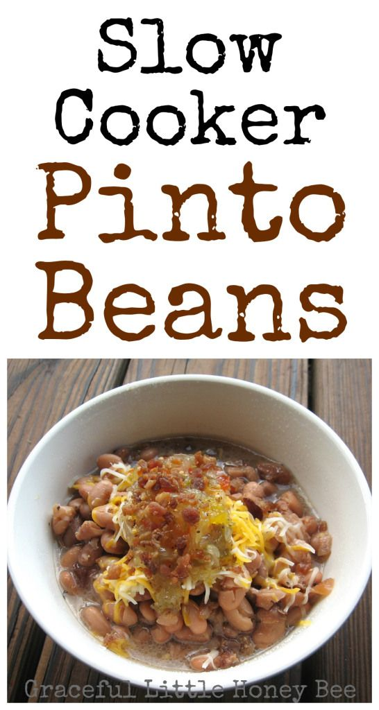 Cooking beans in the slow cooker is simple and cheaper than buying canned. Plus you can freeze the leftovers for future meals!