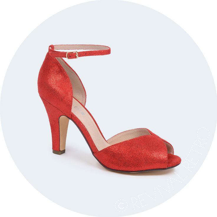 Chelsea Crew Shoes Lola Vintage Heel