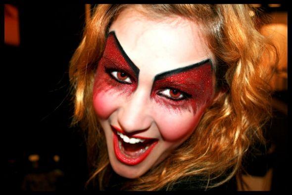 halloween makeup   little baunilha: halloween