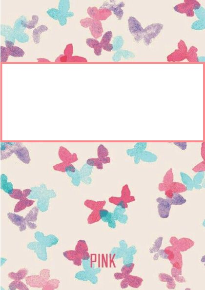 printable A5 binder covers that I made #1